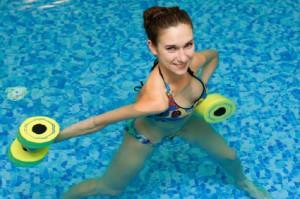 L'Aquagym pour lutter contre la cellulite